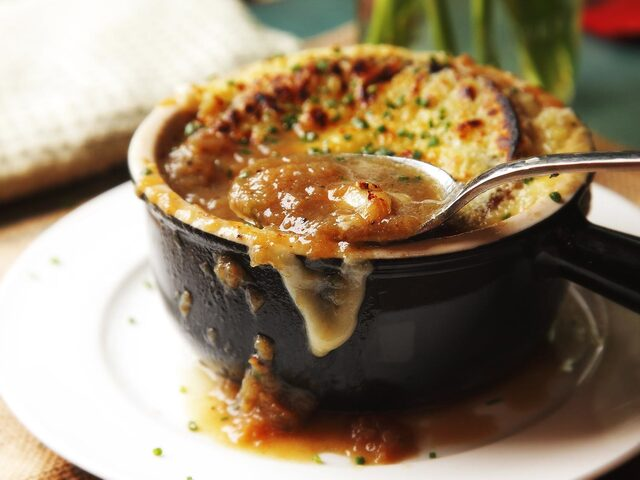Pressure Cooker French Onion Soup Recipe