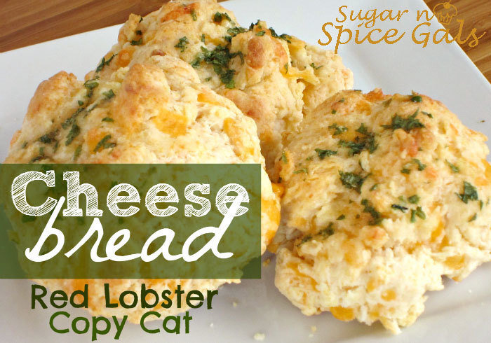Red Lobster Cheese Biscuits