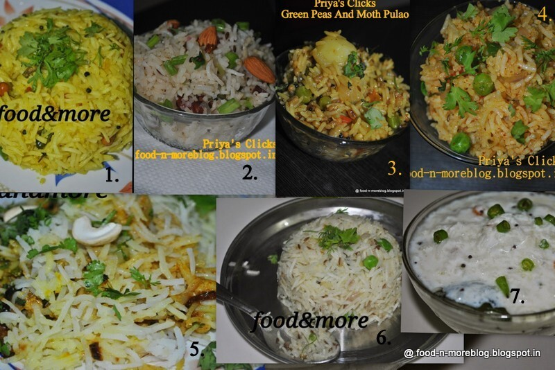 Rice Recipe Collection