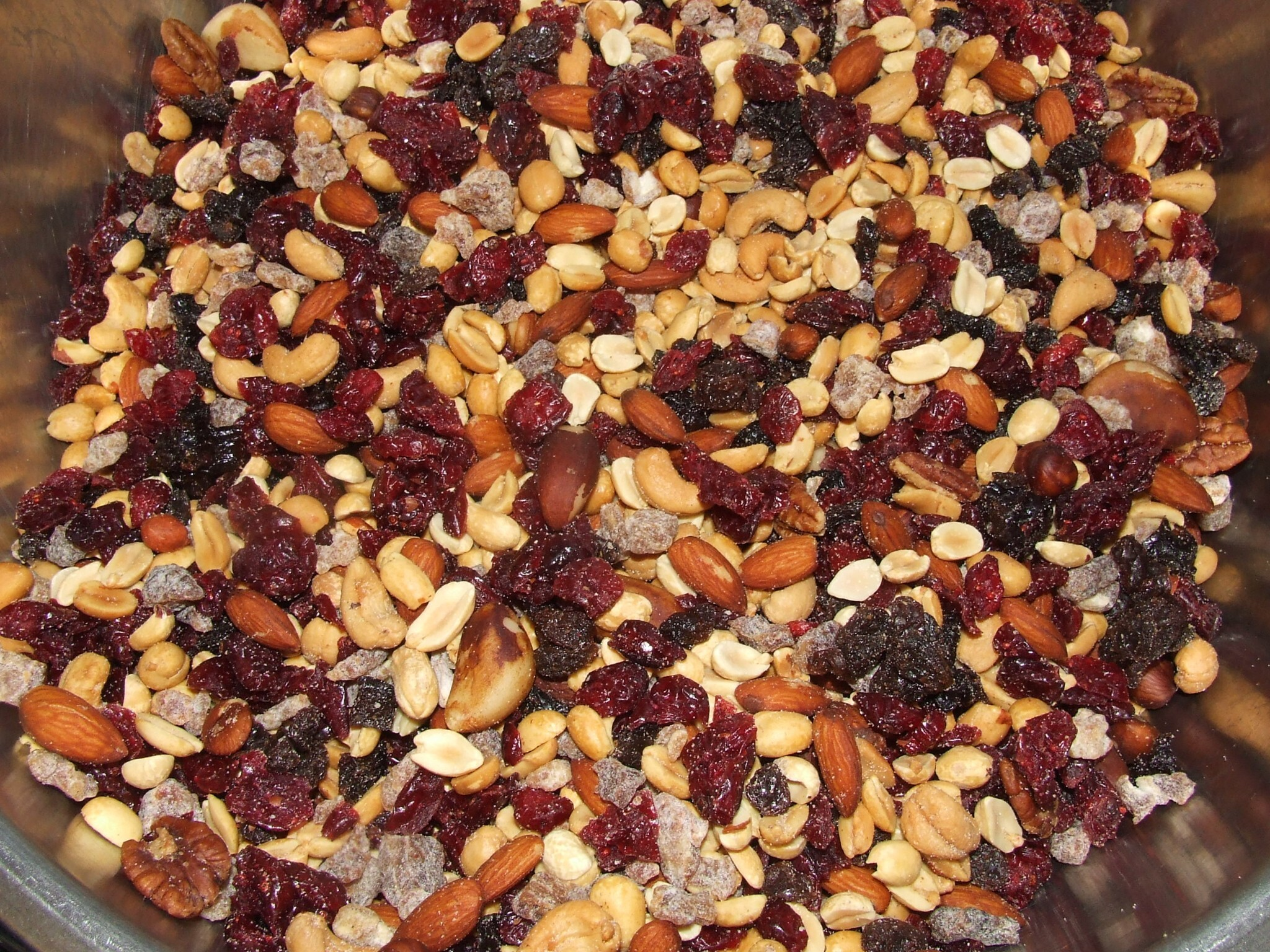 Homemde Trail Mix