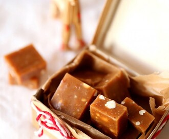 Toffeemakeiset  |  Home made toffee