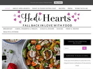 Hedi Hearts Clean Eating Recipes