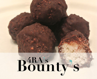 Homemade Bounty's