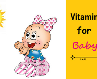 Does baby need Vitamin D ?