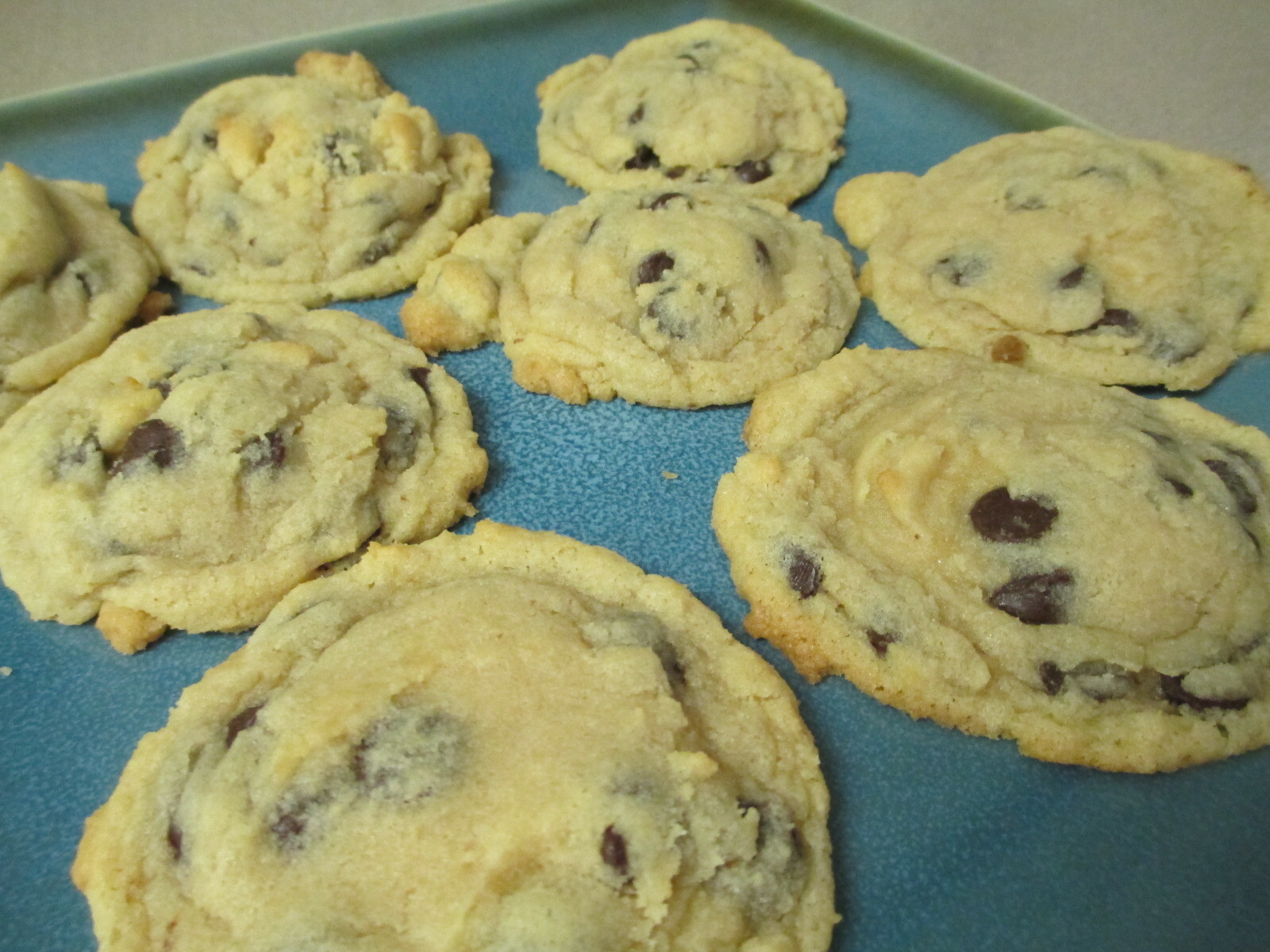Betty Crocker's Gluten Free Chocolate Chip Cookie Mix - Product Review