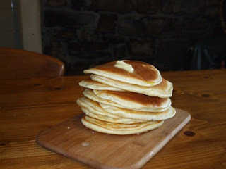 Pancake Tuesday & an Old Fashioned Pancakes Recipe