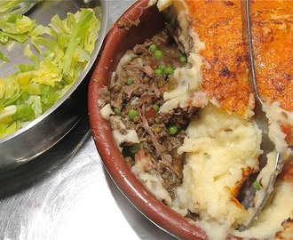 Shredded Mutton & Puy Lentil Shepherd's Pie