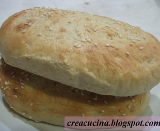PANINI MORBIDI PER HOT DOG