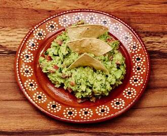 Authentic Guacamole Recipes