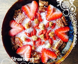 Strawberry Coco Oats