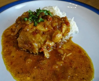 Super Simple Chicken Curry - Layers of Flavour by Dhruv Baker