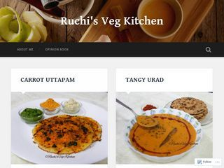 Ruchi's Veg Kitchen
