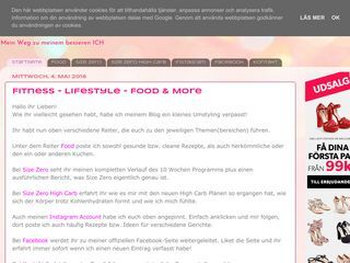 Fitness - lifestyle - food & more