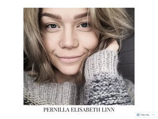 Pernilla Linn - Eat good, feel good ♥