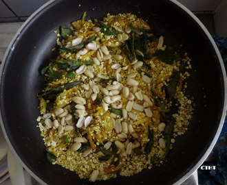 BREAKFAST OATS POHA!