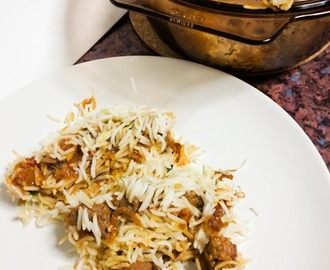 How to Make Mamta's Delicious Lucknowi-Style Lamb Biryani