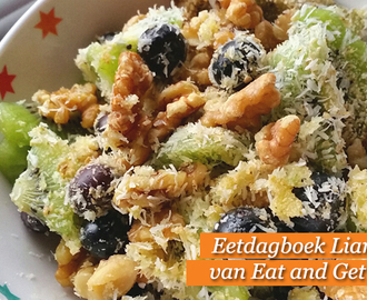 Eetdagboek Lianne van Eat and Get Fit