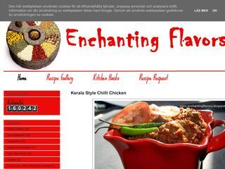 Enchanting Flavors