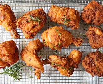 Fried Chicken is a Dish Best Served Hot