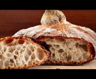 Receta de pan gallego artesano - Moña gallega - Galician bread - YouTube