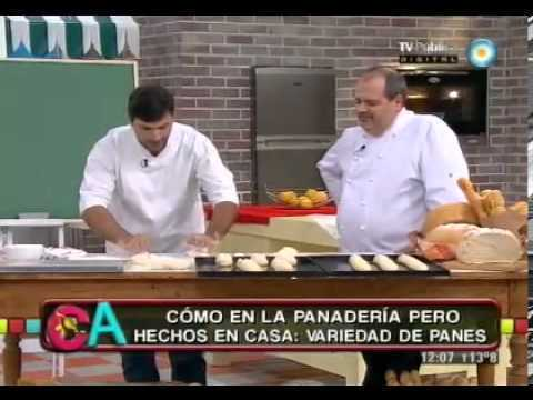 Panes caseros - YouTube