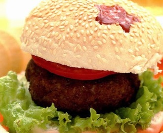 Hamburguer Assado