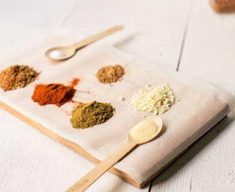 Enchilada seasoning mix that will make your recipes exciting