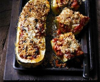 Stuffed Marrow