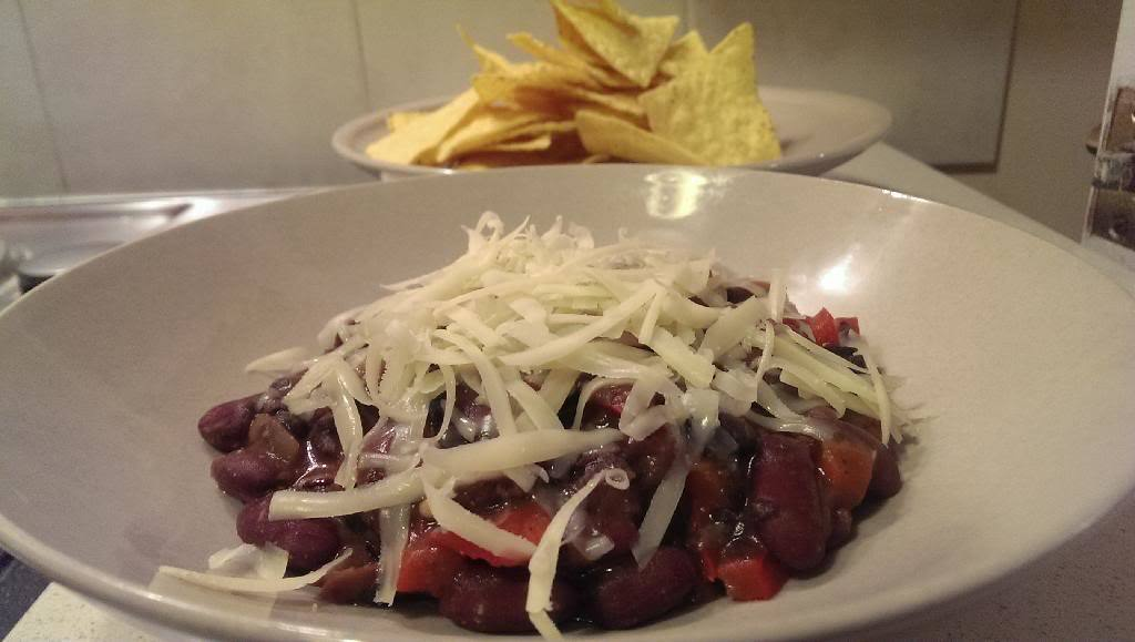 Recipe: Vegetarian Bean Chilli