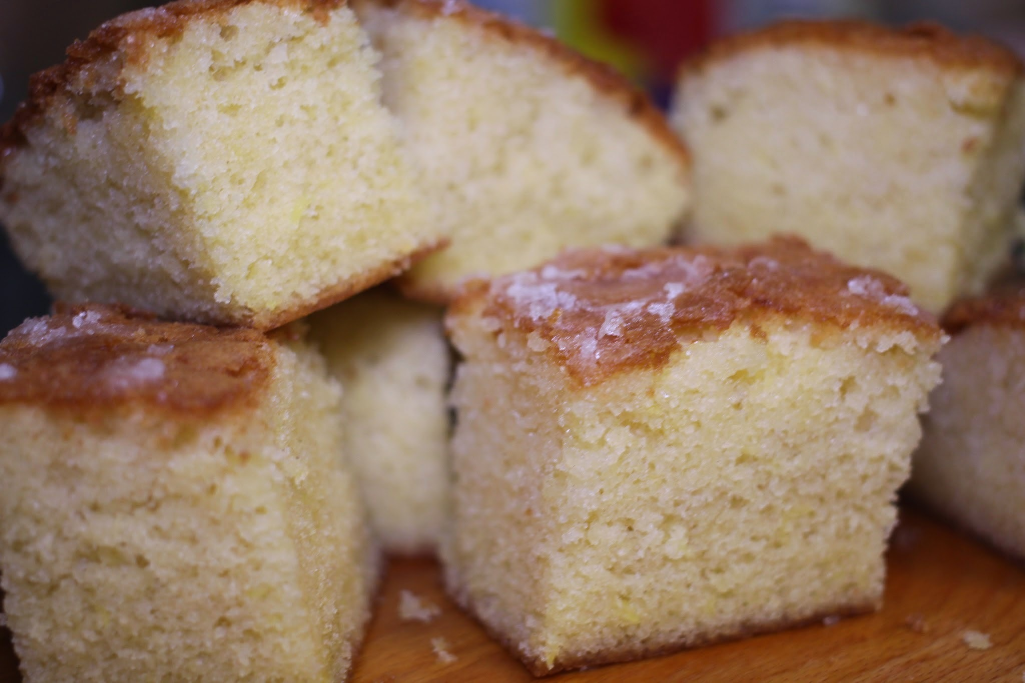 Lemon Drizzle Cake | Recipe