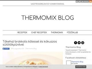 Thermomix Blog