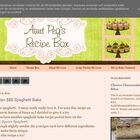Aunt Peg's Recipe Box