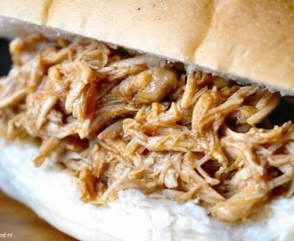 Crockpot: Pulled pork