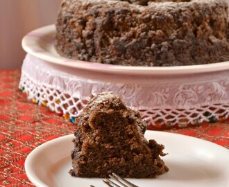 One Bowl Chocolate Yogurt Cake