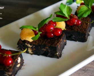 Recept na Raw Vegan Brownies