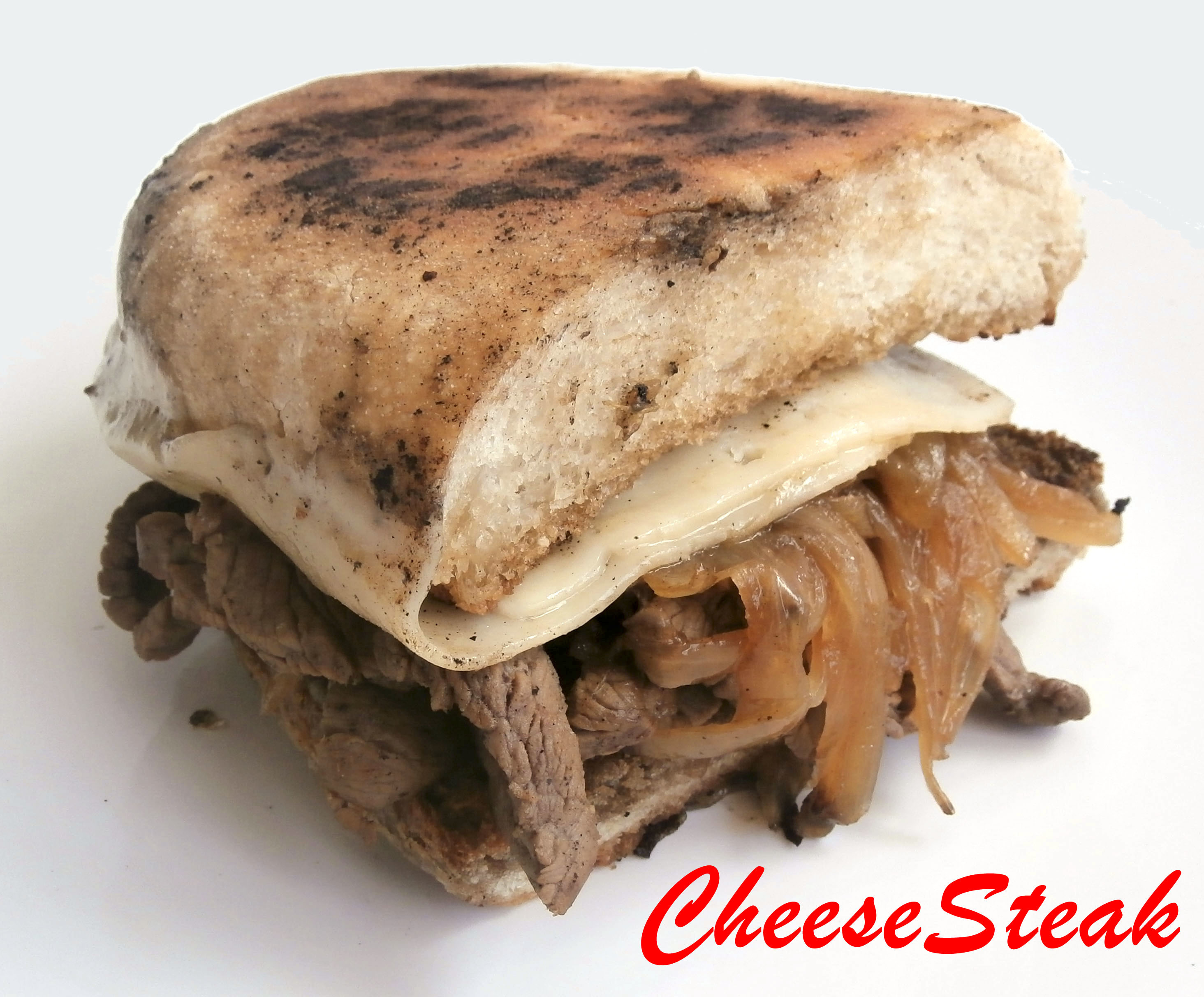 CheeseSteak Sandwich – Bocadillo de Carne