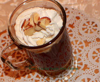 Italian Style Amaretto, Kahlua Coffee Recipe