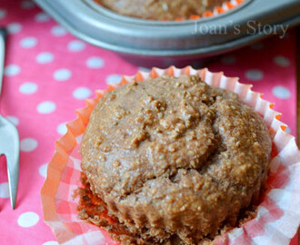 Recept: superfood havermout muffins