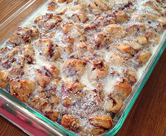 Cinnamon Baked French Toast Recipe
