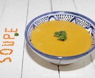 Recettes de soupe lentilles corail turque mytaste - Comment cuisiner des lentilles blondes ...