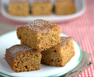 Recipe: Date & Orange Cake (Vegan)