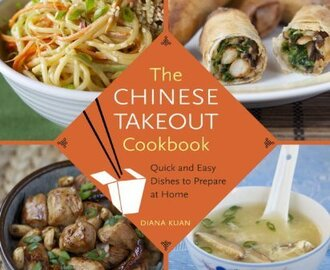 The Chinese Take-Out Cookbook Giveaway