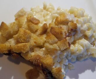 Mac and Cheese of Macaroni en kaas