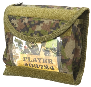 BT Universal ID Pouch - Camo