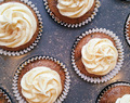 Rum and Raisin Cupcakes – Dairy Free Recipe