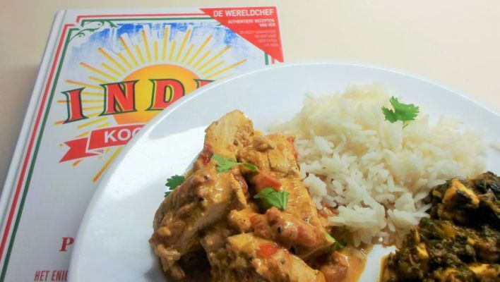 Kip tikka masala, zo lekker is 'India'
