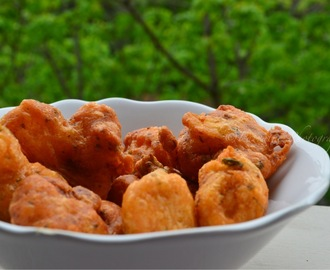 Cauliflower Pakoda | Cauliflower Pakora Recipe