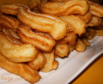 CHURROS CASEROS (FRITOS)