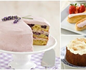It's A Bake-off With Yoghurt!