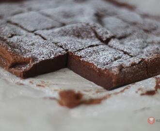 FotoRecept | Nutella brownies